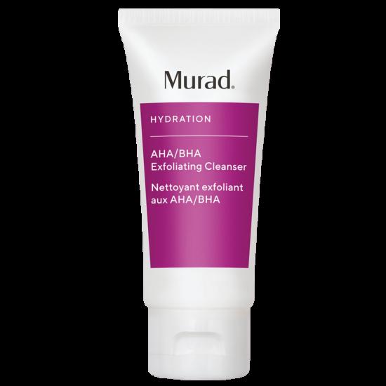 Murad Hydration AHA/BHA Exfoliating Cleanser 200 ml.