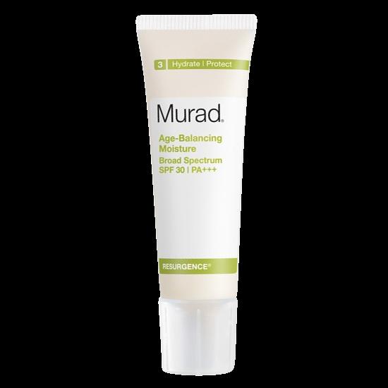 murad resurgence age balancing moisture spf 30 50 ml