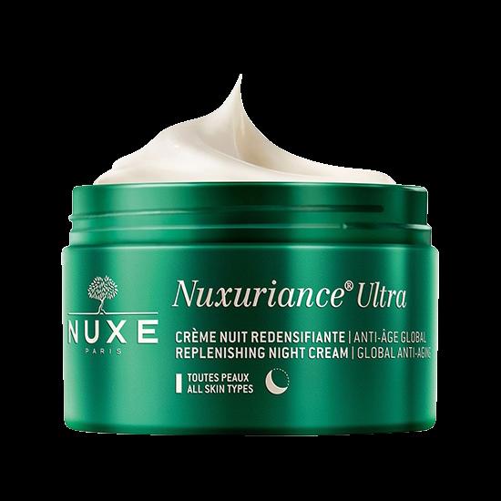 nuxe nuxuriance ultra global anti-aging replenishing night cream 50 ml.