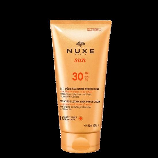 nuxe sun delicious lotion spf30 150 ml.