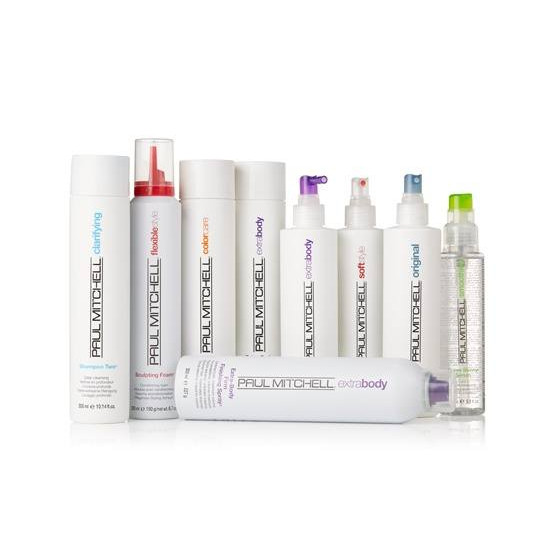 Paul Mitchell - Bland selv