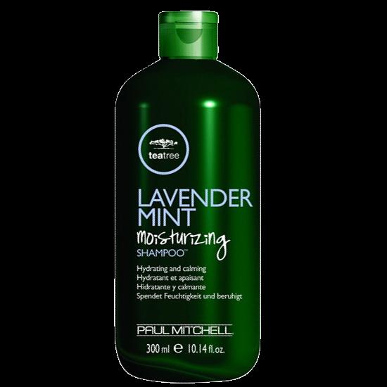 paul mitchell tea tree lavender mint moisturizing shampoo 300 ml