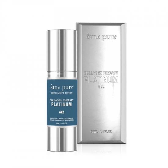 Âme Pure Gentlemens Collagen Gel Platinum (30 ml) (made4men)