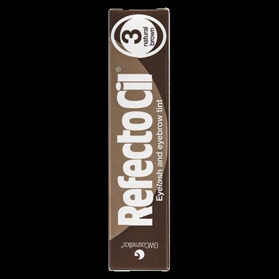 refectocil natural brown no 3 15 ml