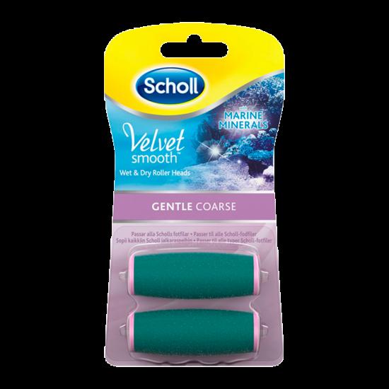 Scholl ExpertCare Elektronisk Fodfil Blid Hårdhed Refill (2 stk)