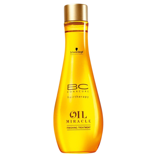 schwarzkopf bc bonacure oil miracle finishing treatment 100 ml