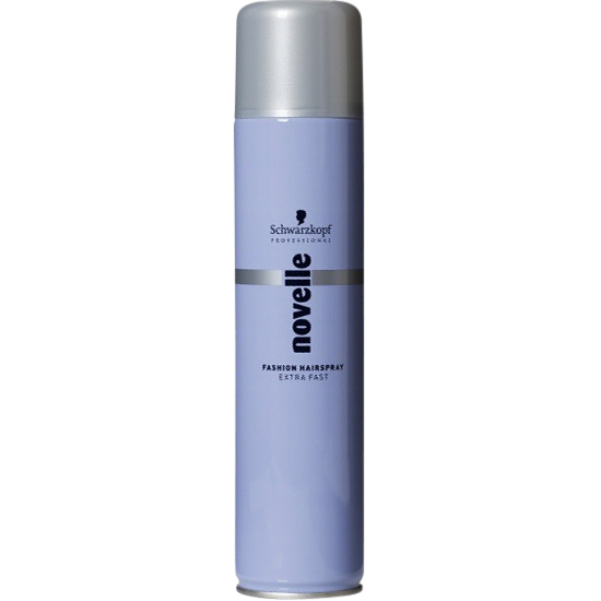 schwarzkopf novelle fashion hairspray 300 ml.
