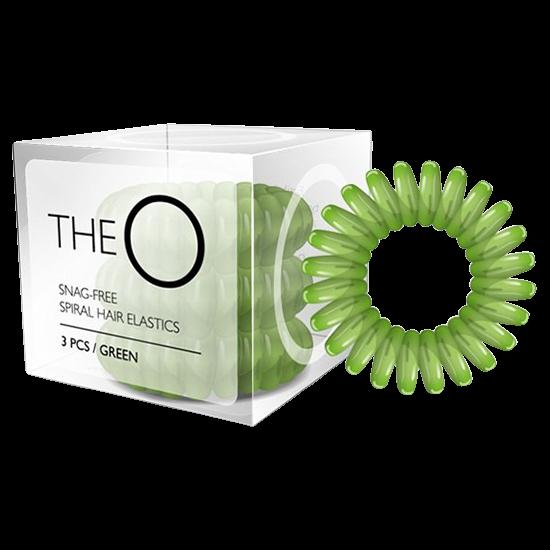 the o spiral elastikker green 3 stk