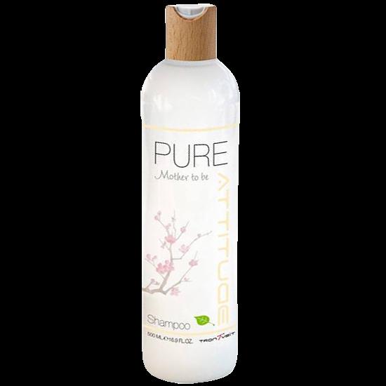 trontveit attitudepure shampoo 500 ml.