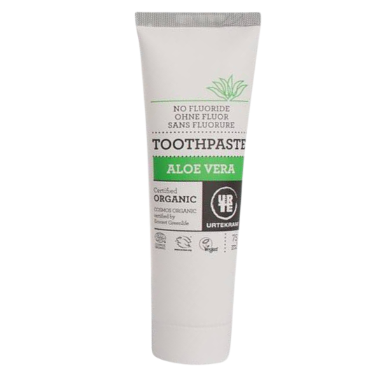 urtekram aloe vera toothpaste 75 ml