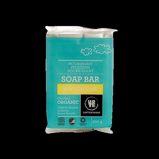 urtekram no perfume soap bar 100 g