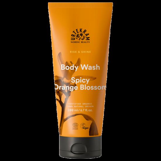 Urtekram Body Wash Orange Blossom (200 ml)