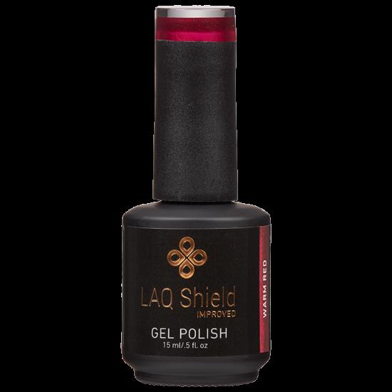 LAQ Shield Warm Red 15 ml.