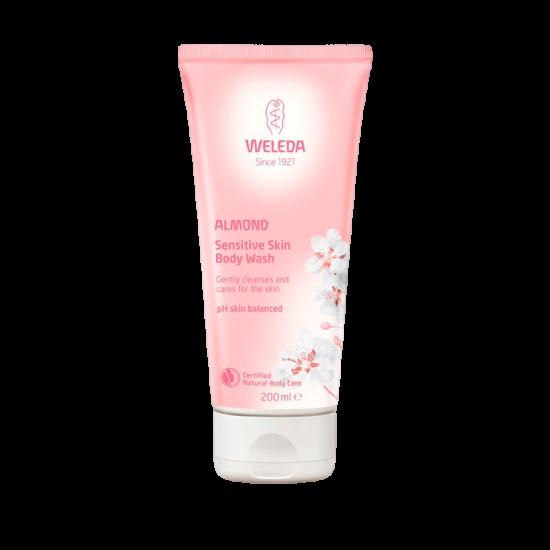 Weleda Almond Sensitive Body Wash (200 ml)