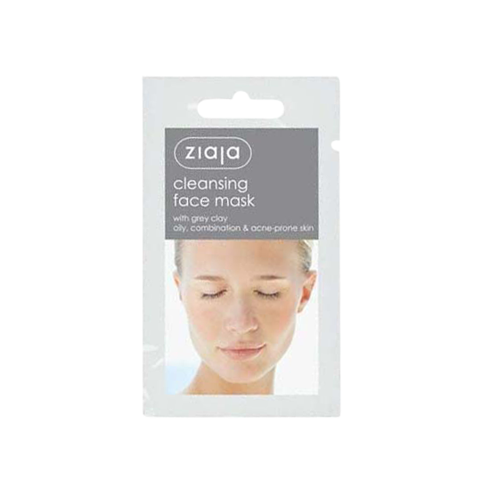 ziaja cleansing face mask 7 ml.
