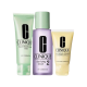clinique clinique 3-step intro kit skin type 2 - kombineret hud
